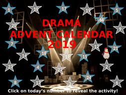 10--Drama-Activity-Advent-Calender.pptx