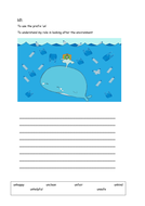 World Ocean Day PSHE Prefix Activity