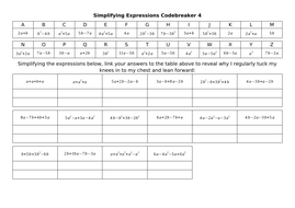 Simplifying-Expressions-Codebreaker-4.docx