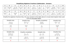 Simplifying-Algebraic-Fractions-Codebreaker---Answers.docx