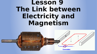 AQA Physics Electricity and Magnetism Lesson