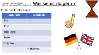 Films German