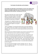 The-Parable-of-the-Blind-Men-and-the-Elephant.docx