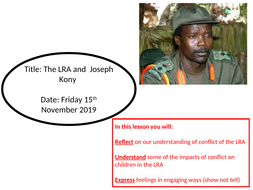 Newspapers-LRA---Joseph-Kony-UPDATED-MEA.ppt