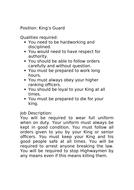 L3---Kingsman-Job-description.doc