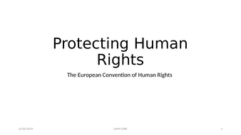 European-Convention-of-Human-Rights-TES.pptx