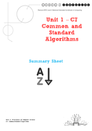 C7--Algorithms-Searching-and-Sorting-Summary-Sheet.pdf