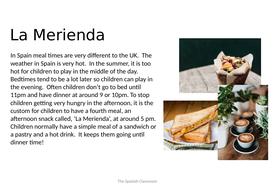 La-Merienda-Readin-Comprehension.pptx