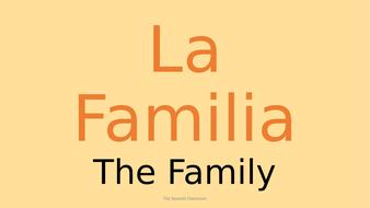 La-Familia-Vocabulary-and-Games.pptx