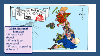 KS3 Assembly on voting and the 2019 General Election