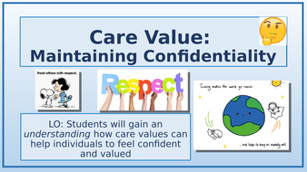 Care-Values-Maintaining-Confidentiality.pptx