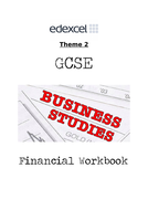 GCSE EDEXCEL Business Studies Finance 2