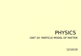 L1-Particle-Model-of-Matter.pptx