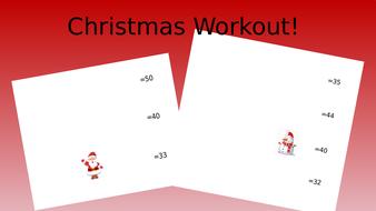 Christmas-Workout!.pptx