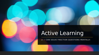 Active-Learning---percentage-equivalents.pptx