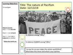 pacifism-.pptx