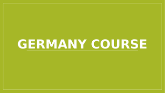 Germany-Course.pptx