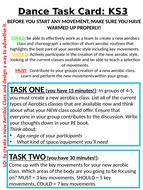 Aerobics-Class-creation-Task-Card-COVER.pptx