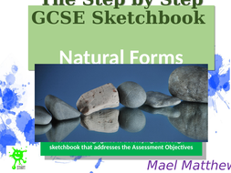 The-Step-by-Step-GCSE-Sketchbook---Natural-Forms-updated.pptx