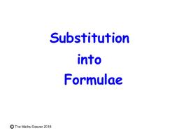 GCSE_Algebra_Substitution-into-Formulae.pptx