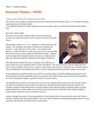 18.-Marx--Smith-and-Hayek-NOTES.docx