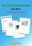 PictureWritingSheetsBlue.pdf