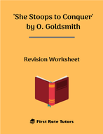 Revision-Notes---She-Stoops-to-Conquer.pdf