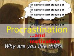Procrastination---2020.pptx