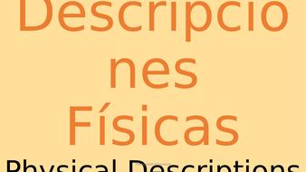 Descriptions-Vocabulary-and-Games.pptx