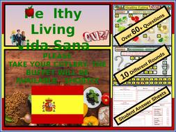 Healthy-Living-Quiz-Spanish-(1).pptx
