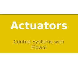 Flowol Actuators 17 Slides