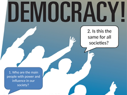 What is democracy 20 Slides