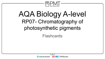 Flashcards---RP-07-Chromatography-of-photosynthetic-pigments---AQA-Biology-A-level.pdf