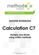 C07_Booster_Multiply-divide-using-written-methods.pdf