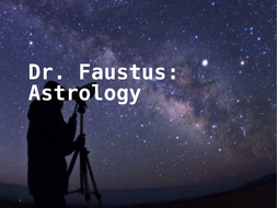 Dr.-Faustus-Astrology.ppt