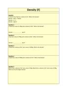 Worksheet-Density-Calculations-Foundation.doc