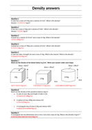 Worksheet-ANSWERS-Density-Calculations-Foundation.doc