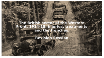 Revision-session-The-British-sector-of-the-Western-Front-.pptx