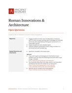 Open-Questions---Roman-Innovations-and-Architecture.pdf