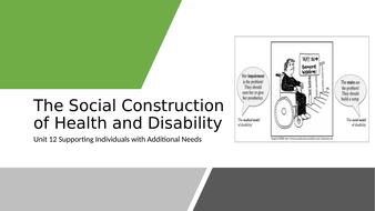 The-Social-Construction-of-Health-and-Disability.pptx