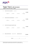 Algebra-Recap-and-Review---Topic-test-1-H-v1.2.doc