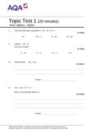 Basic-algebra-review---Topic-test-1-H-1.1.doc