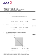 Inequalities---Topic-test-1-H-v1.1.doc