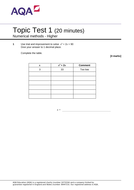 Numerical-methods---Topic-test-1-H-v1.1.doc