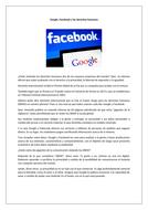 Google, Facebook y los derechos humanos / Privacy / Internet