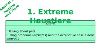 Stimmt 1 - Familie und Tiere (full kapitel 2)