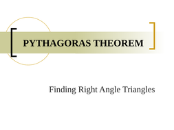 Finding-Right-Angle-Triangles.ppt