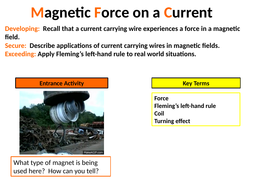 Lesson-5---Magnetic-force-on-a-current.pptx