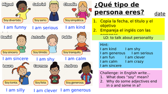 Year-7-Spanish-Module-1-Week-2-Personalities-Lesson-1.pptx