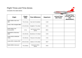 Flight-Times-and-Time-Zones.docx